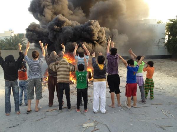 kids-infront-of-fire