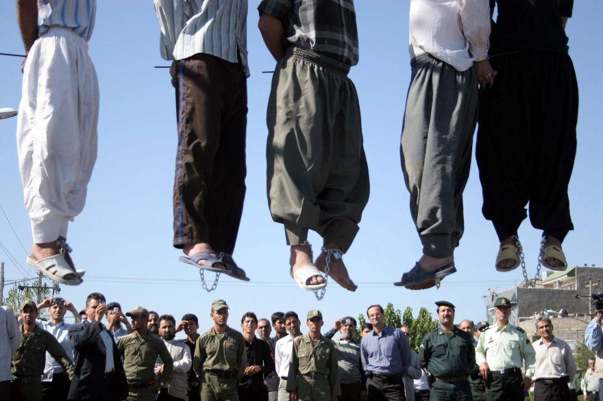 الإعدامات-في-إيران